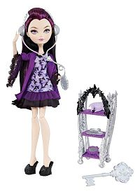 Raven Queen Doll - Getting Fairest