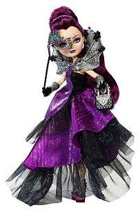 Raven Queen Doll - Thronecoming