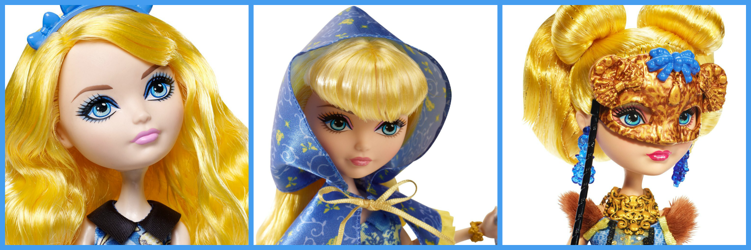 Blondielocks Ever After High