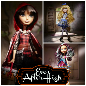 Ever After High Collage