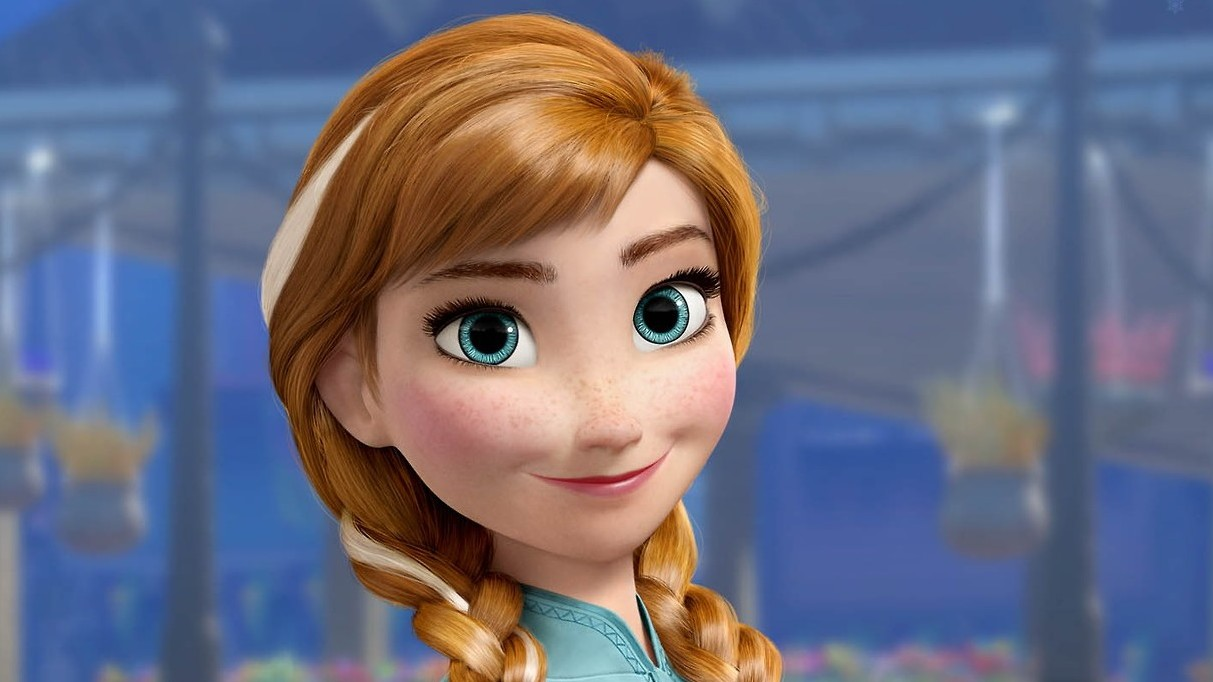 Frozen Anna Toys