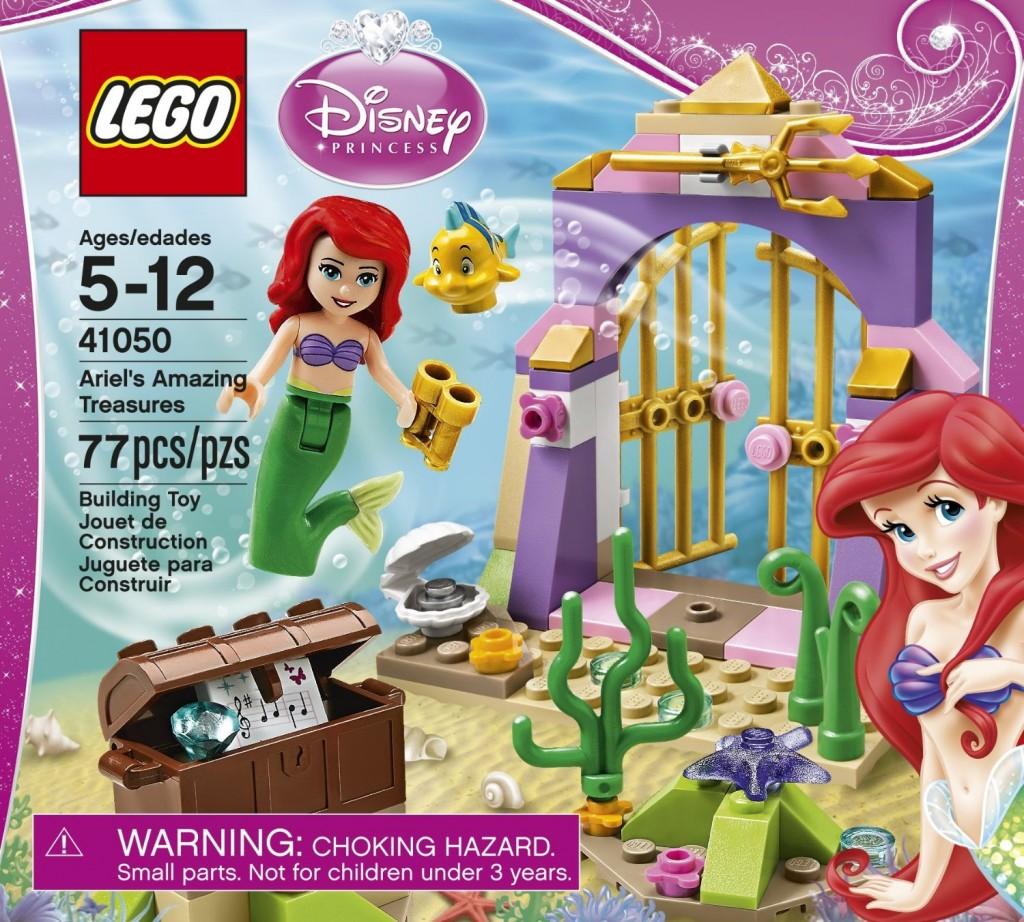 Disney Princess Ariel LEGO Amazing Treasures Collection