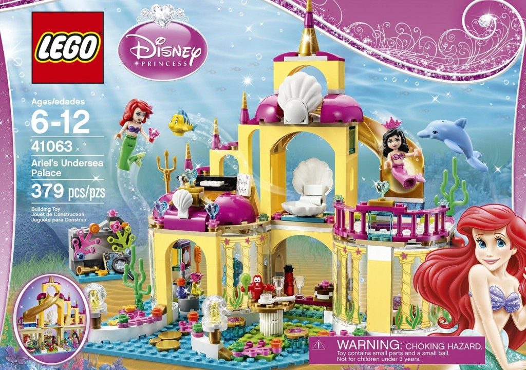 Disney Princess Ariel LEGO Collections
