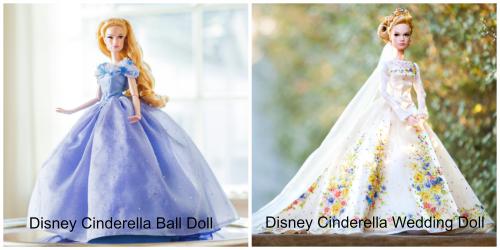 Disney Cinderella 2015 Dolls