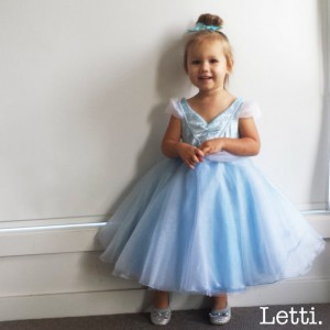 Cinderella Dress Up Play Costumes