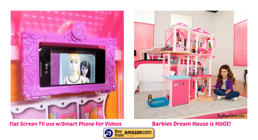 Barbie Dream House 2015 With Elevator | 2017 - 2018 Best ...