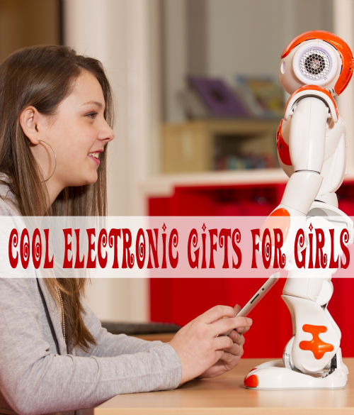 Cool Electronic Gifts Girls