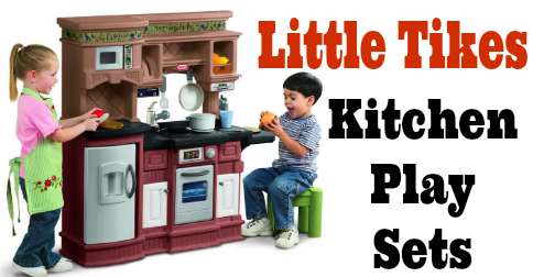 Little Tikes Kitchen Play Sets