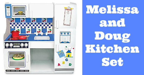 Melissa and doug kitchen set for Kitchen set name