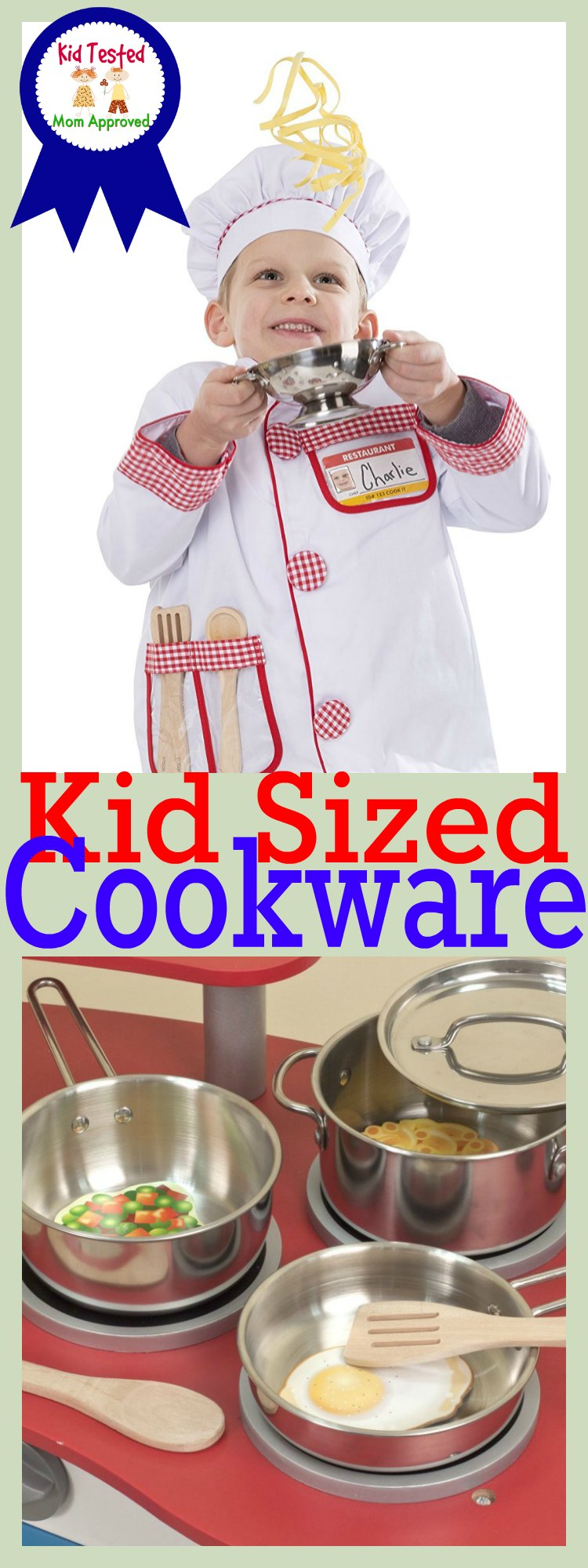 Kid Sized Cookware