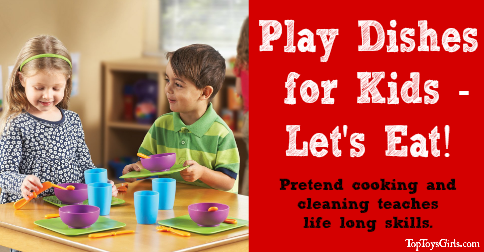 Play Dishes For Kids Let S Eat
