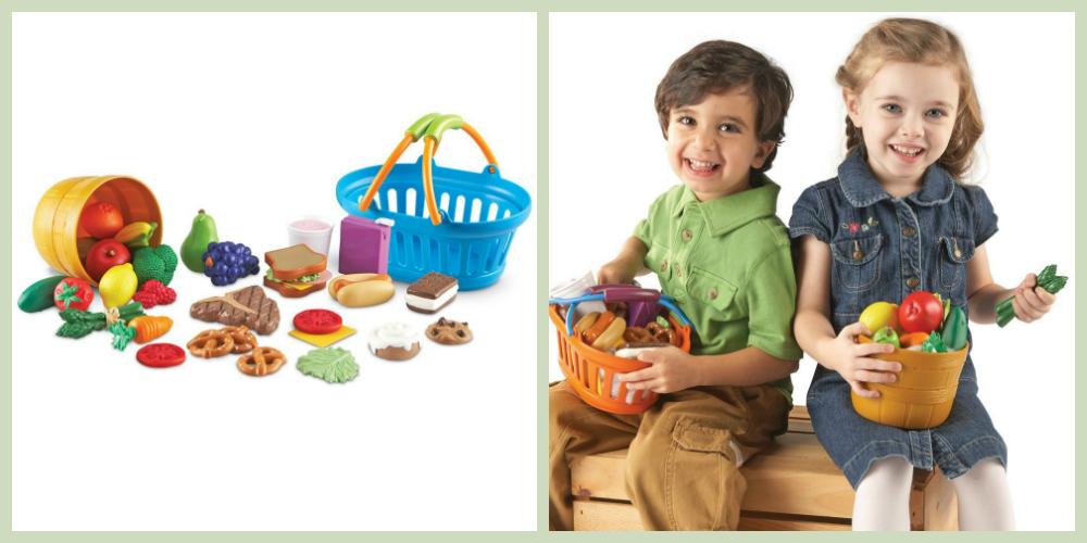 Pretend Food Sets Kids