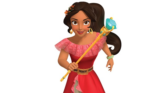 Disney Princess Elena 2