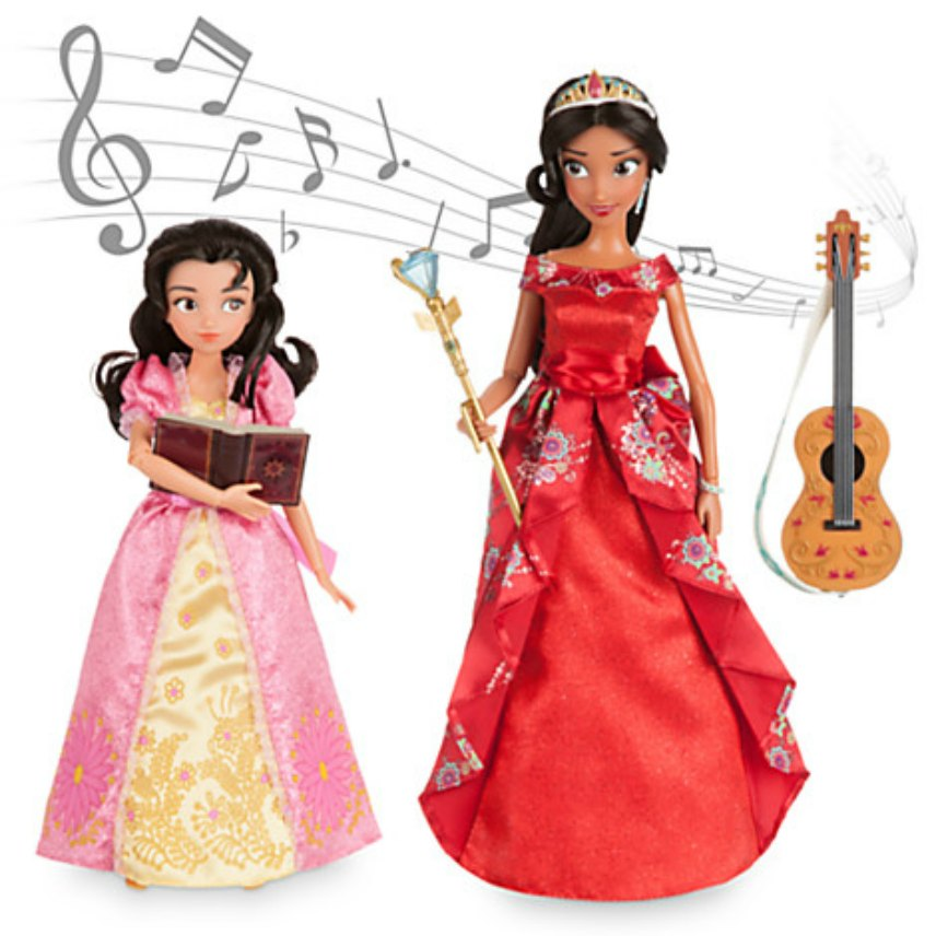 Elena of Avalor Dolls