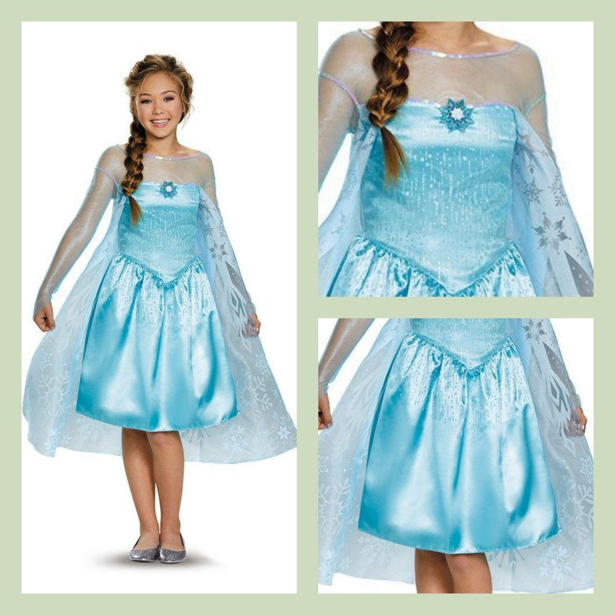 Frozen Elsa costumes for teen