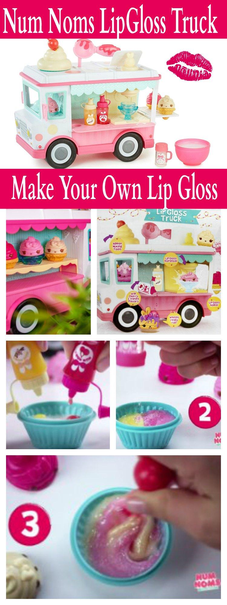 Num Noms Lipstick Truck