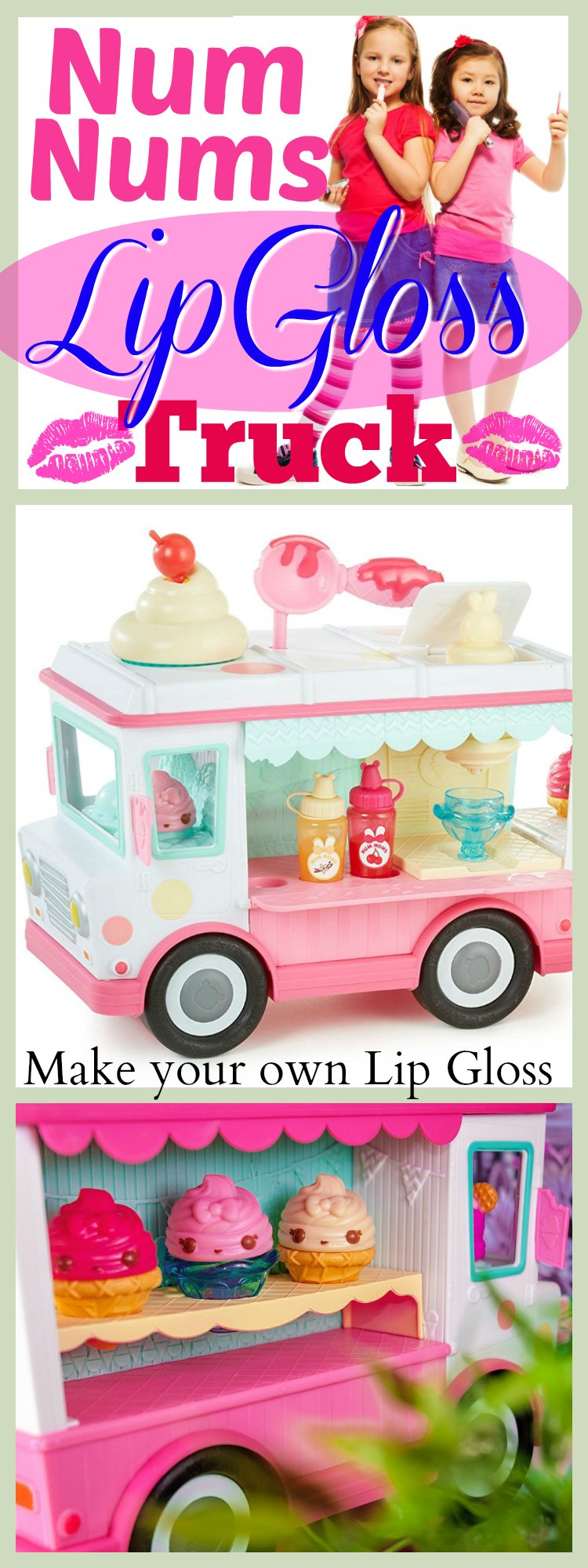 Where Can I Buy Num Noms Lip Gloss Truck