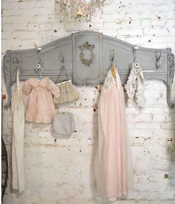DIY Coat Rack for Girls Dress Up Storage Center