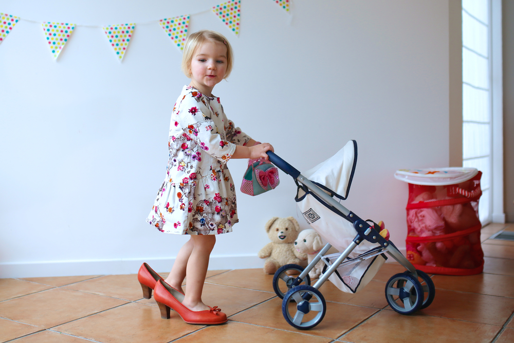 Girls Dress Up Storage Ideas You Can Really Use!