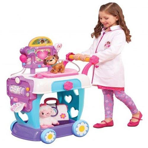 Doc McStuffin Hospital Cart