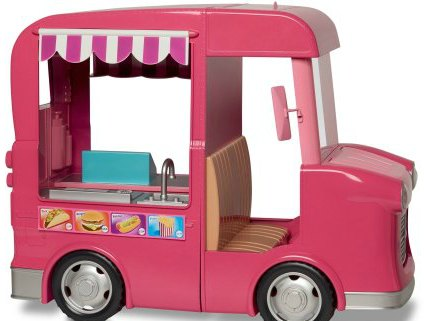 My Life As Dolls Food Truck Accessories