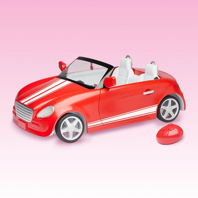 My Life Dolls Remote Control Car