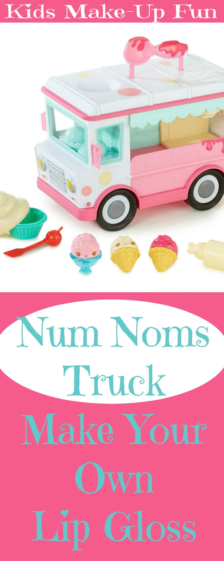 Num Noms Truck Lip Gloss Kit