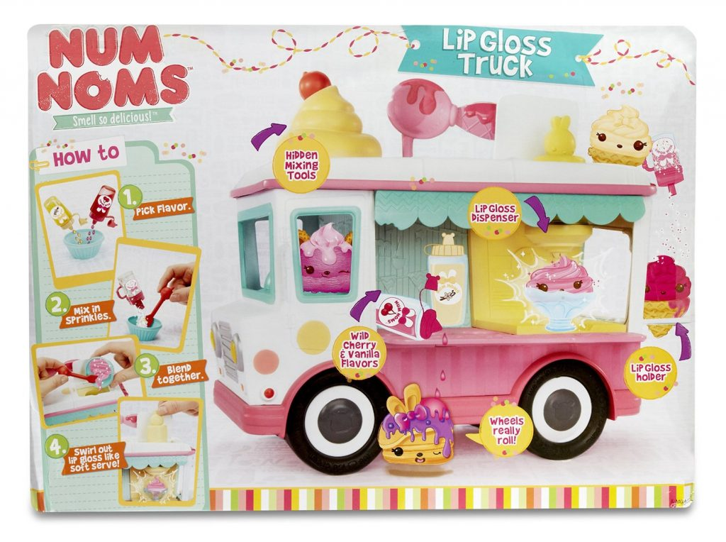 Num Noms Truck Box Instructions