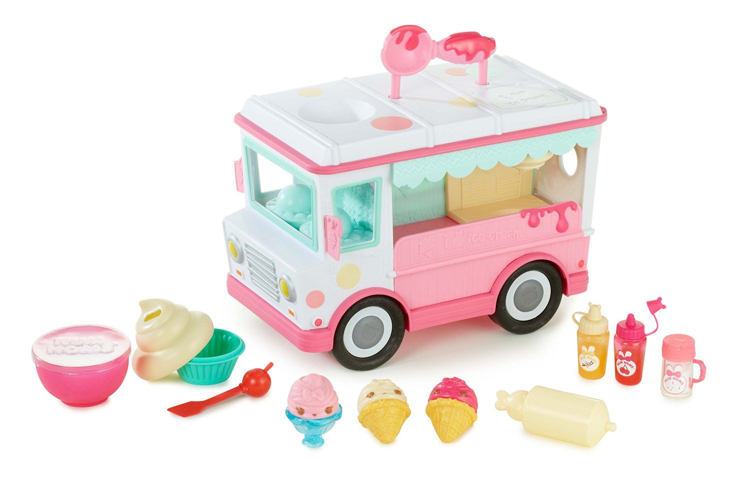 Toys For 4 : Where to buy num noms truck lip gloss craft kit