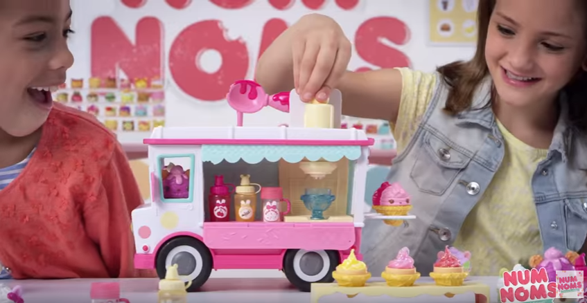 Num Noms Truck Video Shot