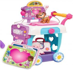 Doc McStuffins Scanner Cards