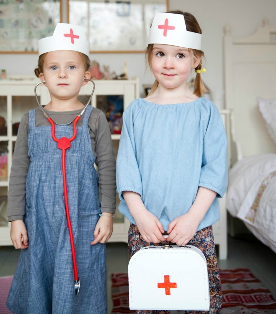 Doctors Kits for Kids...and a doll hospital!