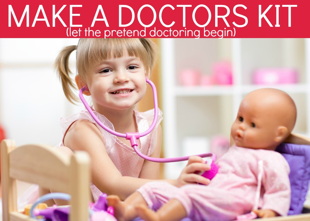 Kids Play Doctor Kits