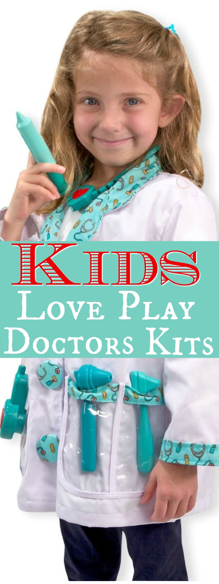 Kids Play Doctors Kits