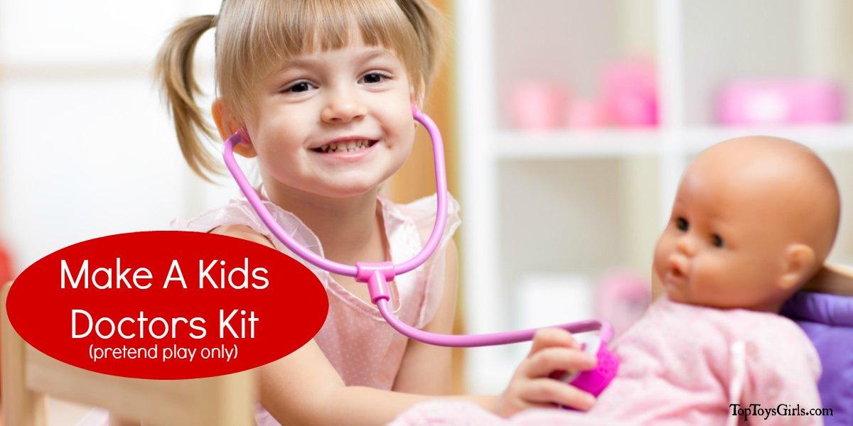 Make A Kids Doctors Kit