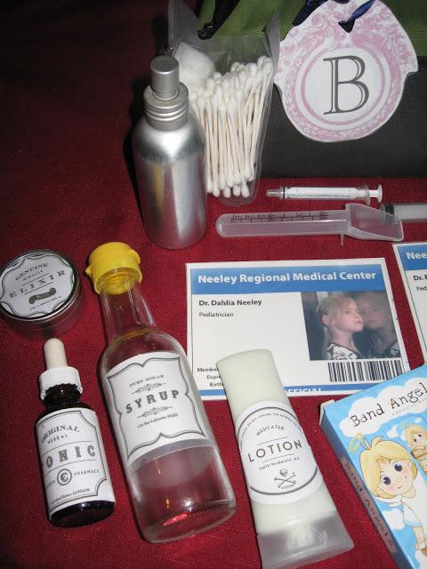 Make a Doctor Kit