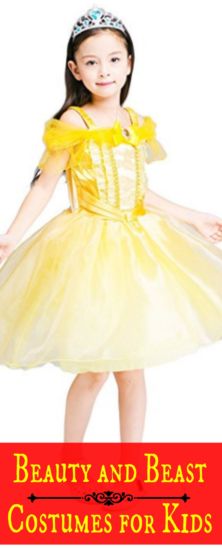 Beauty and Beast Costumes for Kids