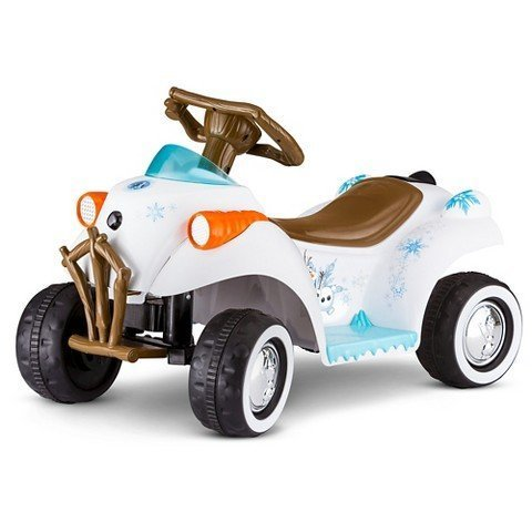 Disney Frozen Olaf 6V Toddler Quad