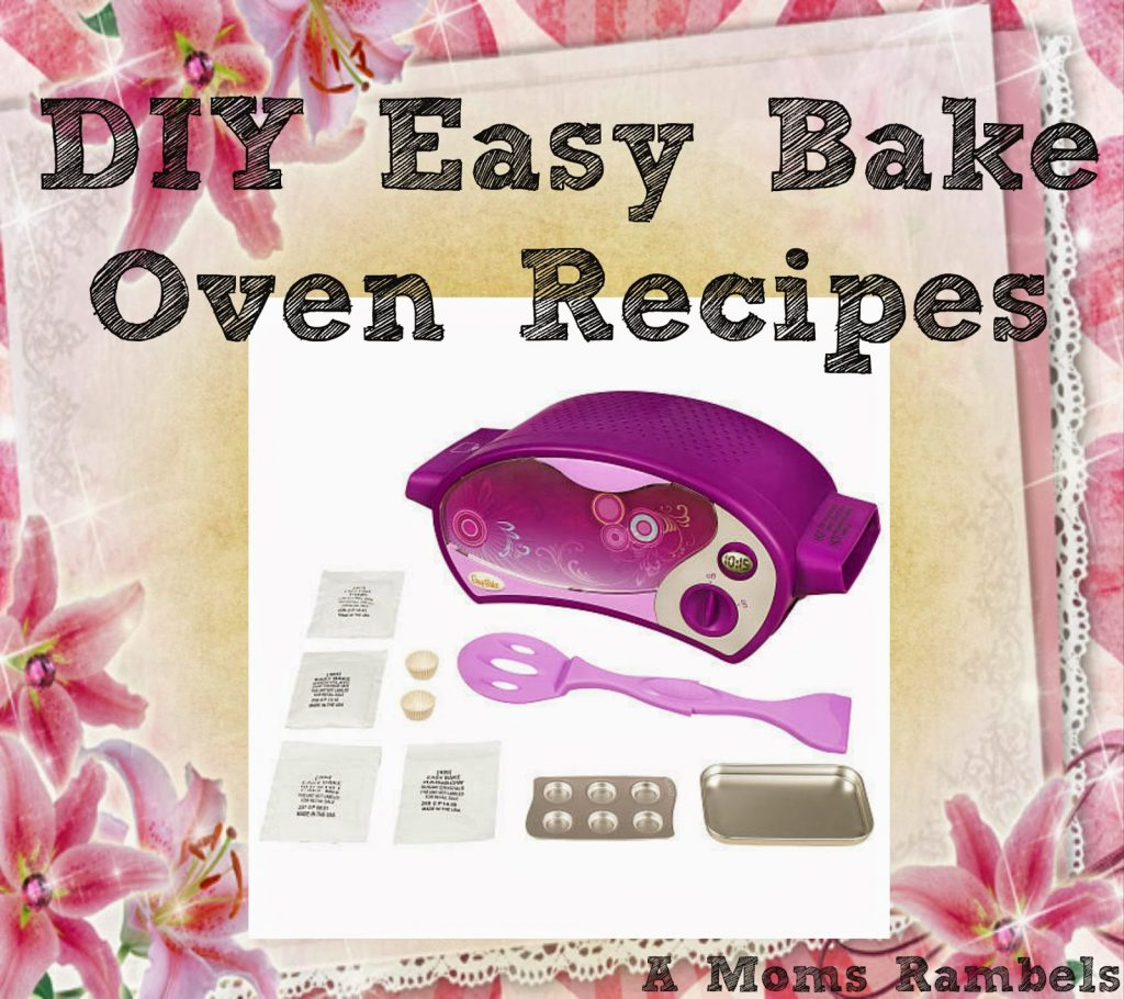 Easy Bake Oven Homemade Recipes