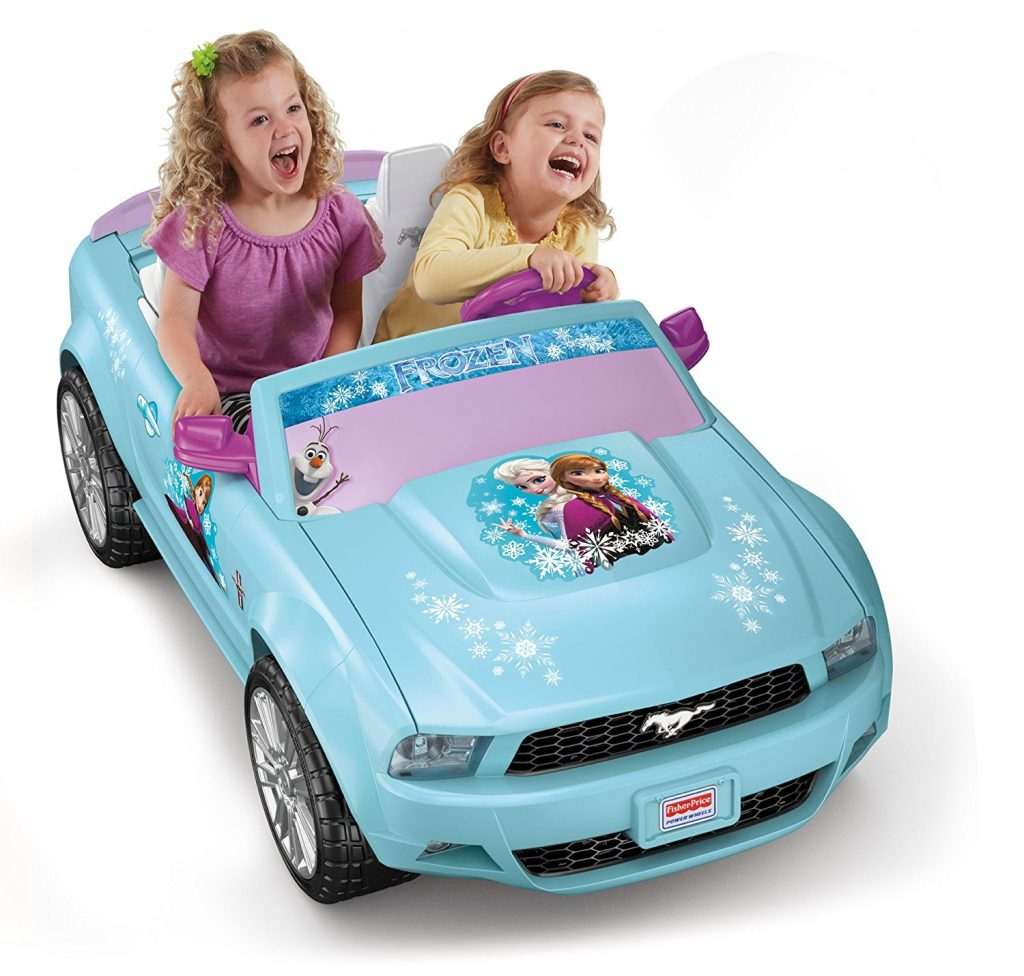 Fisher Price Frozen Mustang