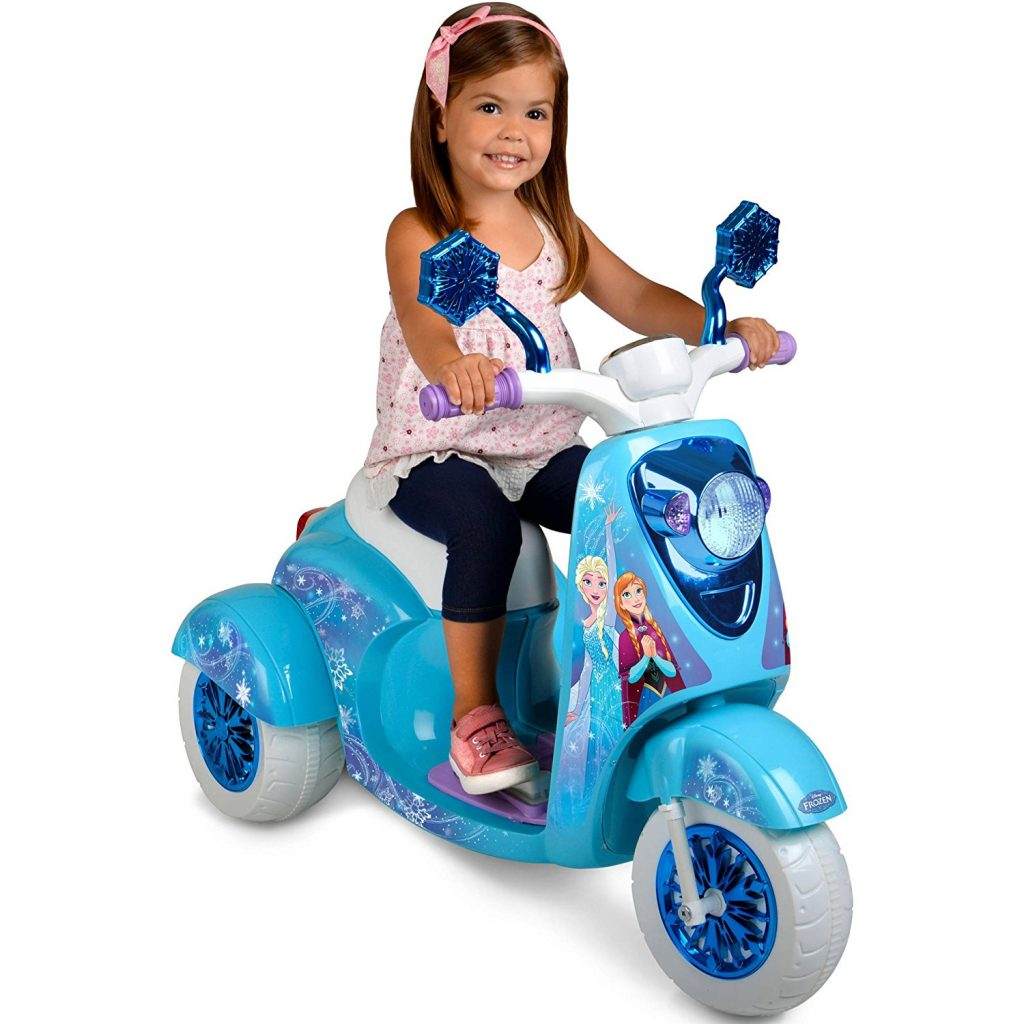 Frozen Ride On Toys Kid Battery Powered Cars For Hours Of Fun