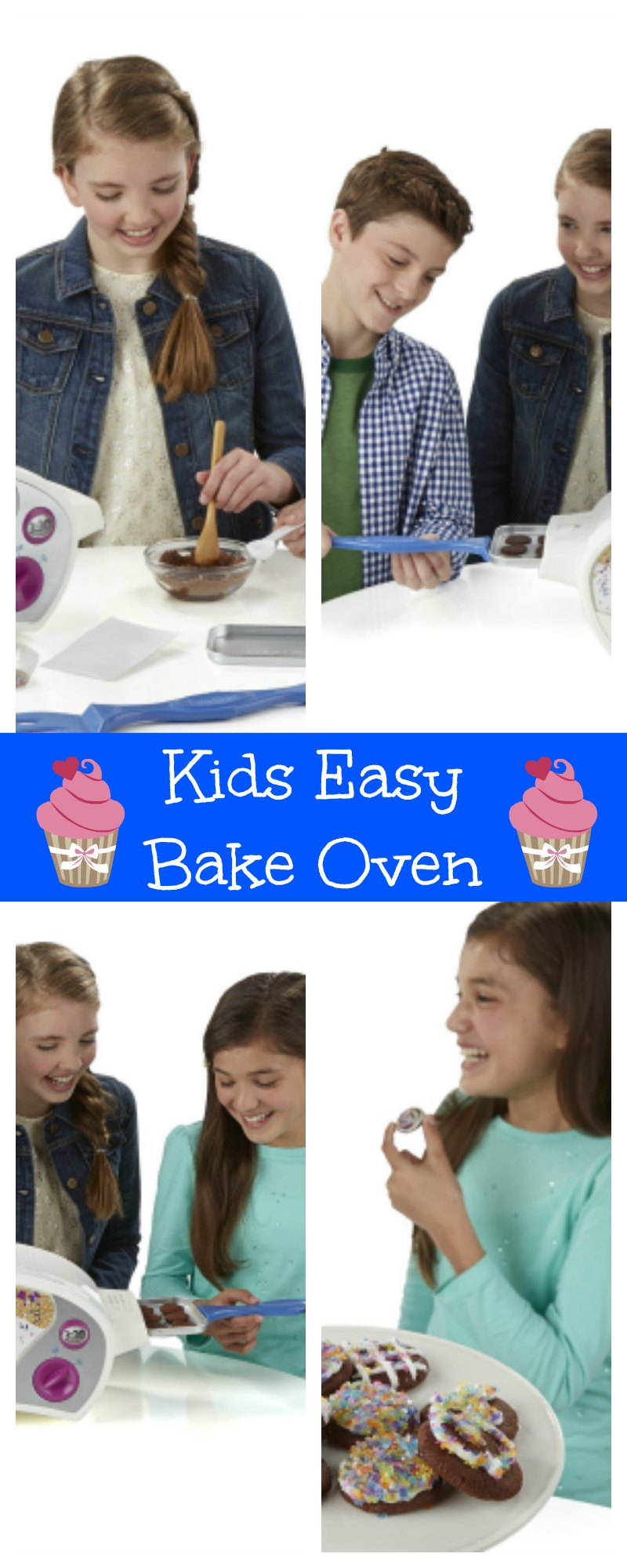 Kids Easy Bake Oven