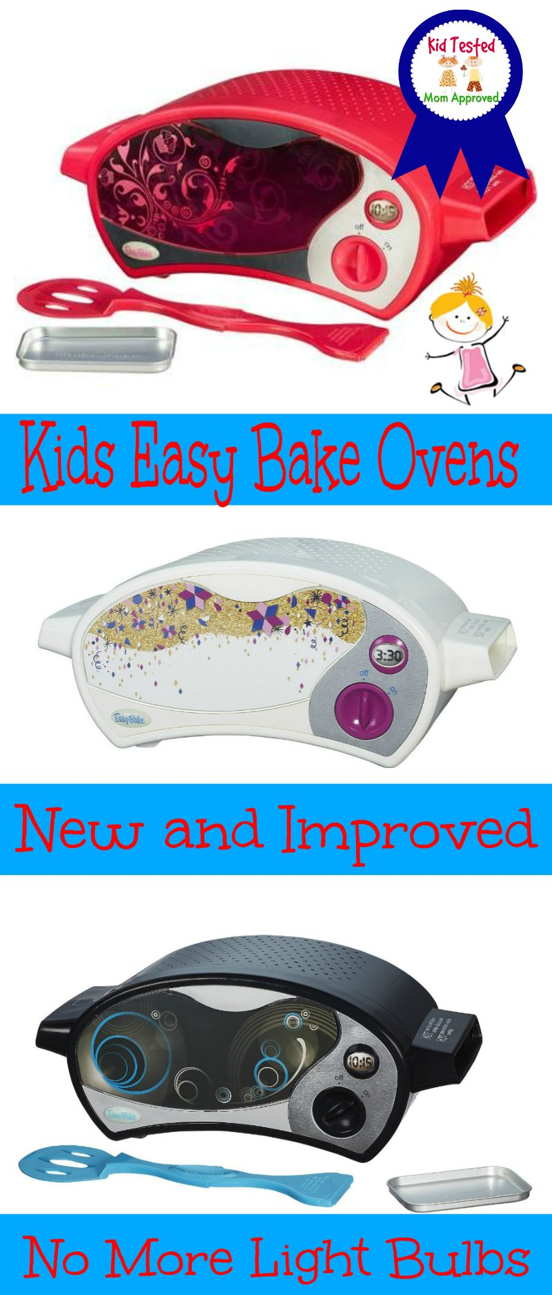 Kids Easy Bake Ovens and Accessories | New & Improved – Top Toys For