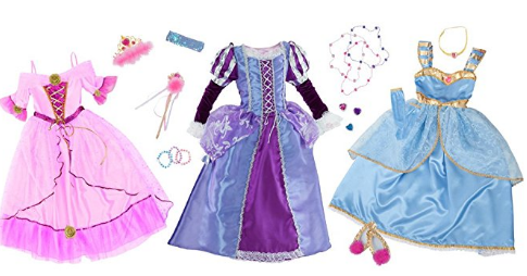 Little Girls' Dress Up Chest