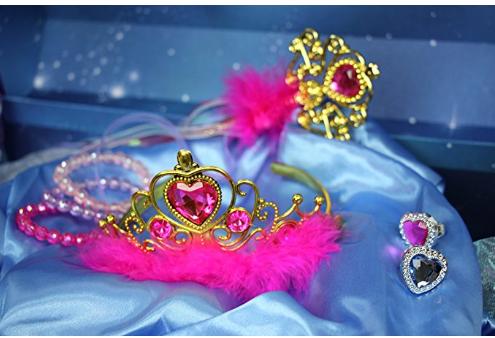 Princess Factory by Teetot Magical Princess Dress Up Chest