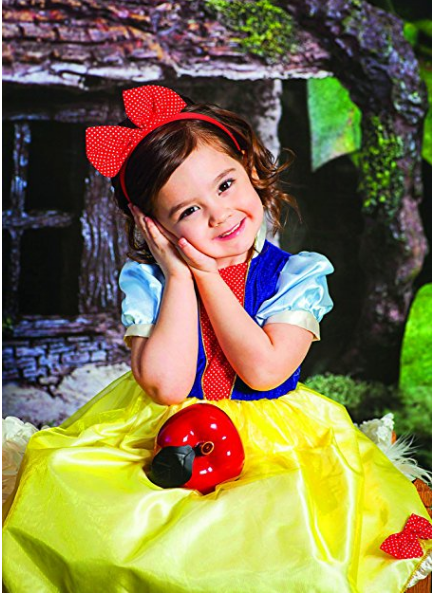 Classic StoryBook Princess Dress Trunk - Snow White