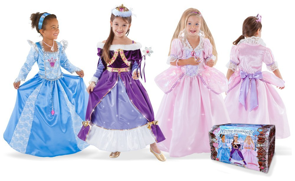 Princess Trunk Dress Up