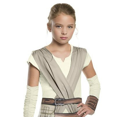 Star Wars Rey Costume for Children